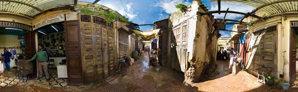 Visite virtuelle des ateliers de Damasquinerie